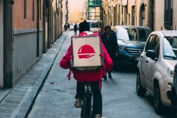 bezorging-fiets